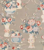 It 39 s everything i love my passion for english fabrics for Koi pool thornton