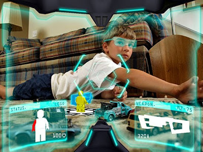 SCOPE - Augmented Reality Game
