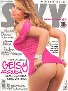 Geisy Arruda na Sexy de Novembro