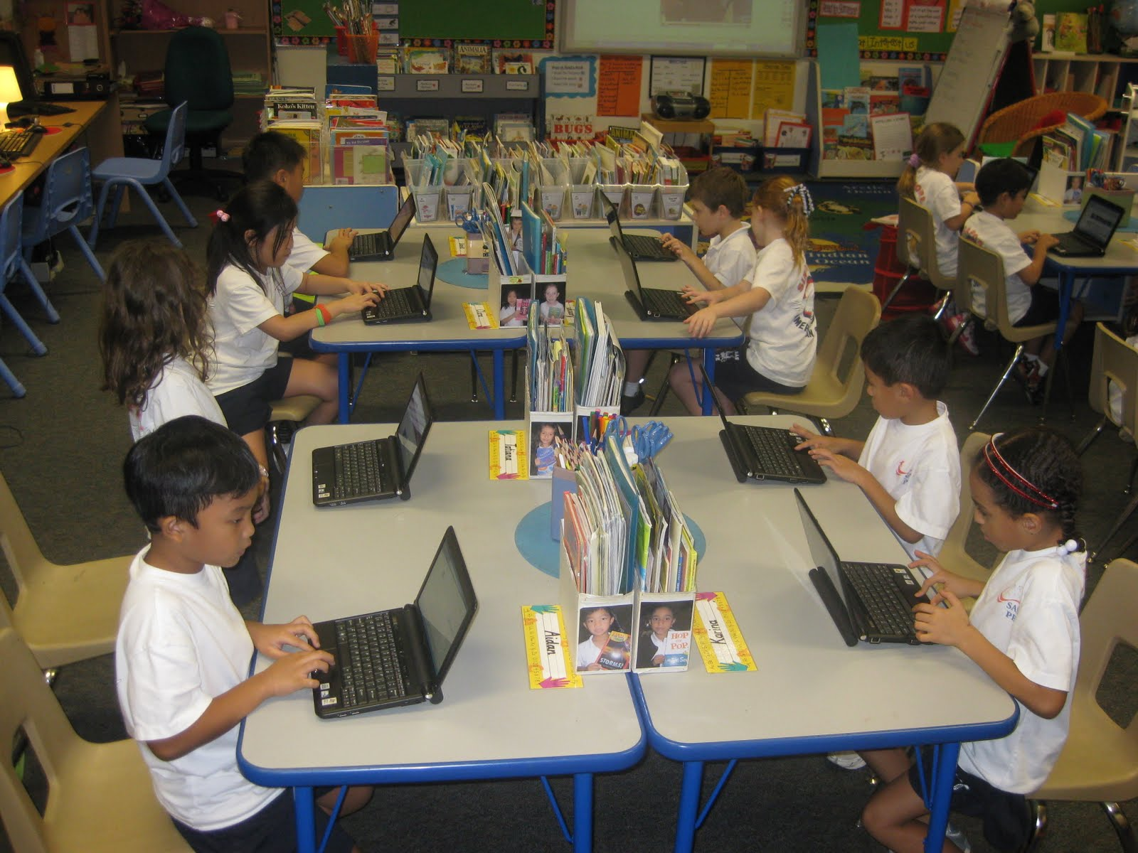 laptops in the classroom Banning laptops from classrooms (updated january 2018)  lessened classroom participation as they devote more attention to the taking of those notes.