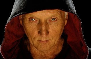 Tobin Bell is Jigsaw in Saw 5.
