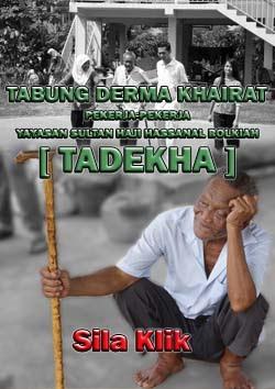 TABUNG DERMA KHAIRAT PEKERJA-PEKERJA YSHHB