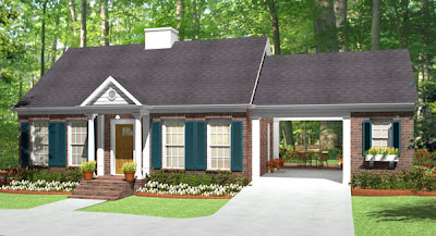 And Now, See This Home Model Of Adria Home Created Using The Sims 3! Tada!