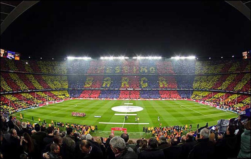 T'estimo Barça