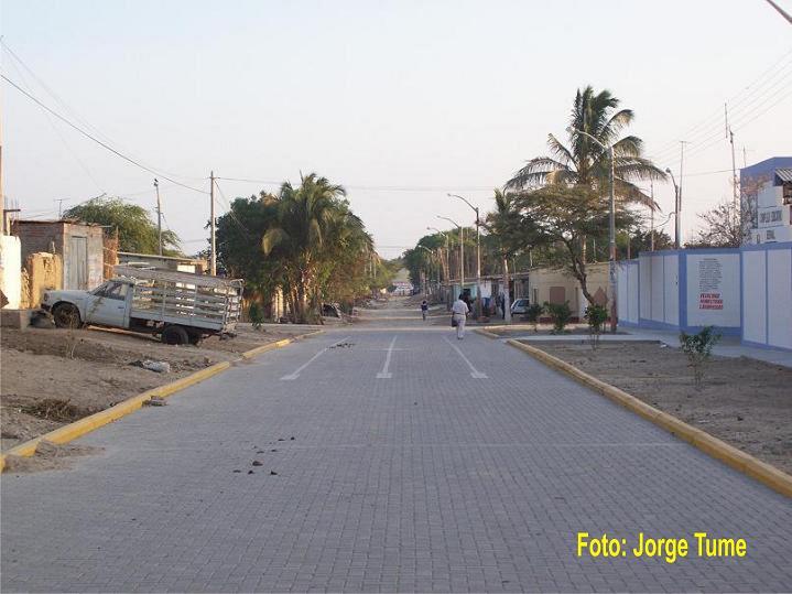 CALLE SIMÓN BOLÍVAR