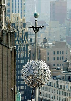 Talk Nerdy To Me: Technology Behind the New Years Ball Drop.