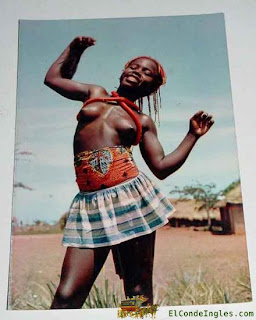 Chica africana desnuda images 659