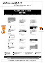 Descarga el Calendario Escolar 2010-2011