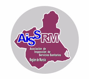Smbolo de la Asociacion de Inspeccin de Servicios Sanitarios de la Regin de Murcia (AISSRM)