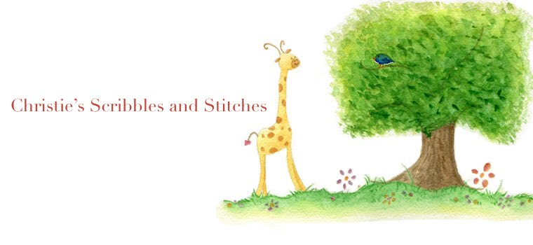 Christie's Scribbles and Stitches