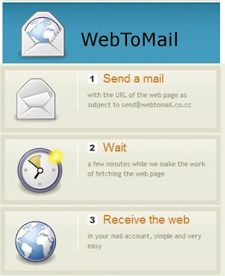 Web2Mail &amp; Mail2Web - Review of Best Webmail service