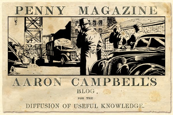 Aaron Campbell&#39;s blog for the Diffusion of Useful Knowledge