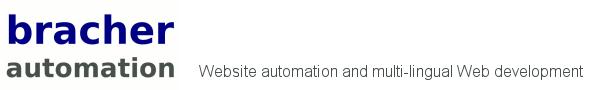 Bracher-Automation