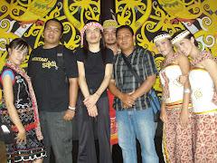 Bersama Jay Subyakto di Betang