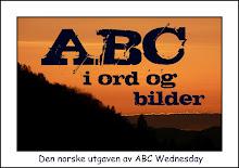 ABC - et nyt bogstav hver fredag