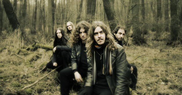 Opeth - Em estúdio no início do ano 12