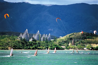 From 12-24 September, Noumea and the surrounding villages will be a place to ...