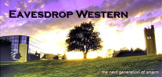 Eavesdrop Western