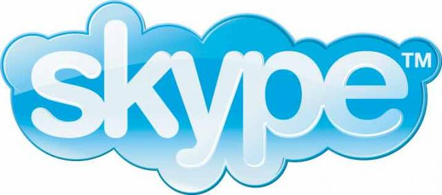 Skype would raise an estimated 100m through a listing on the nasdaq