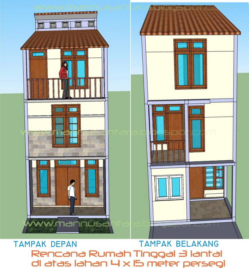 Aneka ide Desain Rumah 1 Lantai 2015 yang inspiratif