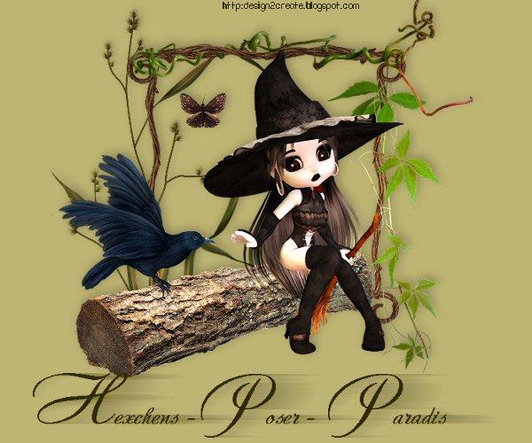 Hexchens Poser Paradis