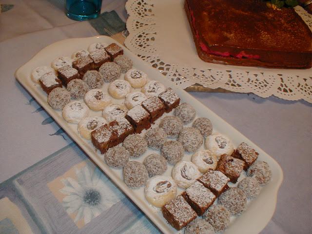 Una mesa dulce debe presentar a los invitados preparaciones de lo más