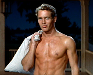 Bullfighters Bulges http://aboutthehair.blogspot.com/2008/09/paul-newman.html