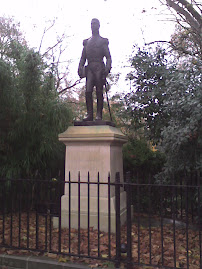 Monumento a Jose de San Martin, Belgrave Square, Londres