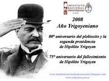 Un Presidente Patriota: Don Hipólito Yrigoyen