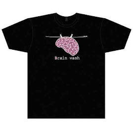 Camisetas LAVADO de CEREBRO (Brain Wash).