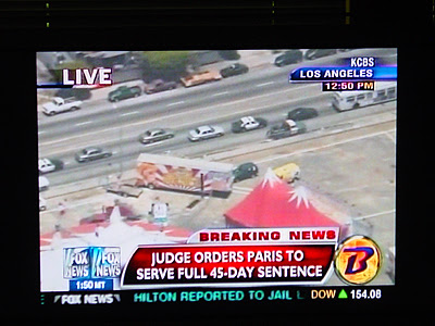 Fox News on the Paris Hilton media circus.