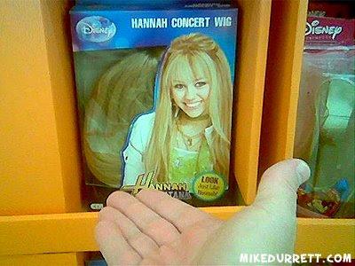 Hannah Montana Wig Wash 13
