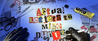 Actual Letters to Mike Durrett