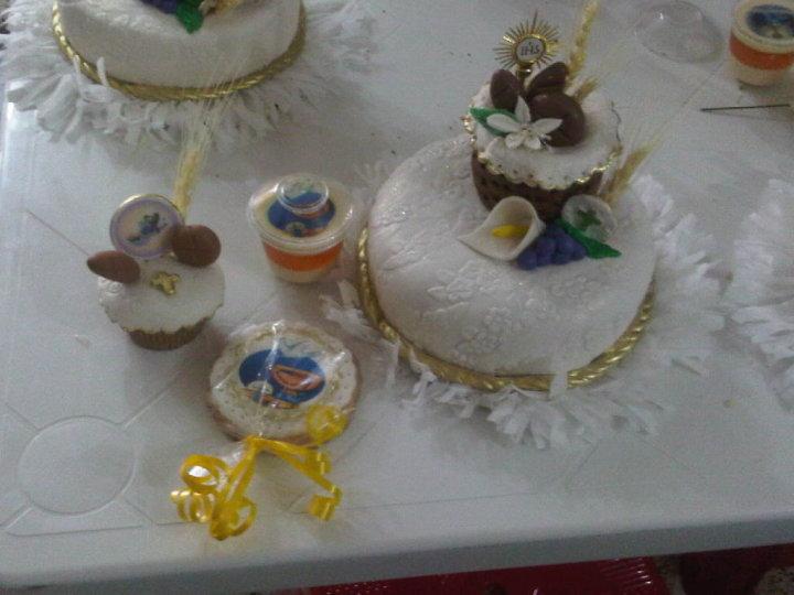 Related to Recetas de tartas para la Primera Comunión de los niños
