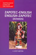 Zapotec-English /     English-Zapotec Concise Dictionary