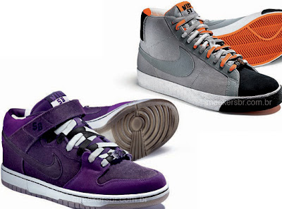 The Nike SB Dirty Money Pack Skate Shoes