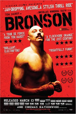 Bronson Movie Poster