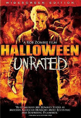 Rob Zombie&#8217;s Halloween on dvd