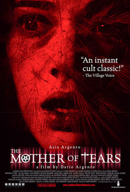 Dario Argento's Mother of Tears Poster 2