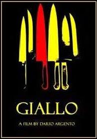 Dario Argento Giallo 2008 Poster