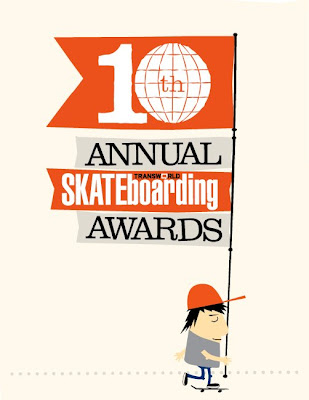 Transworld Skater of the Year