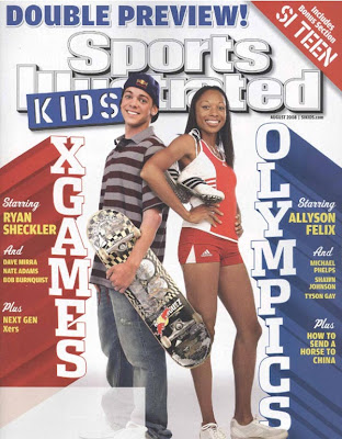 Ryan Sheckler, Sports Illustrated