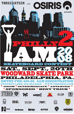 Philly Am 2008 Poster