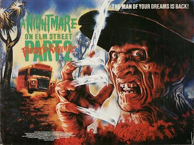Nightmare 2 Poster
