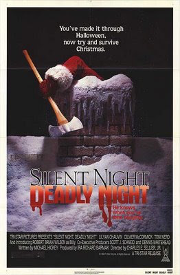 Silent Night Deadly Night Cover
