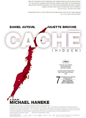 Cache Movie Poster