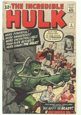 The Incredible Hulk #5