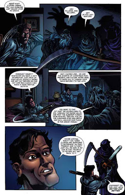 Army of Darkness Ash's Christmas Horror Graphic Novel 22