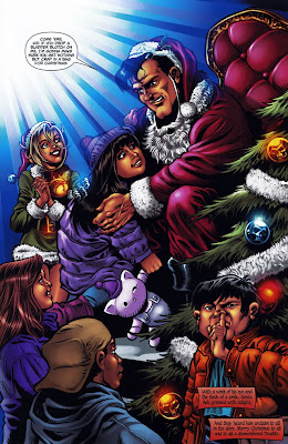 Army of Darkness Ash's Christmas Horror Graphic Novel 31