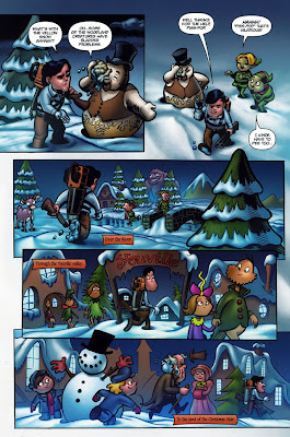 Army of Darkness Ash's Christmas Horror Graphic Novel 25